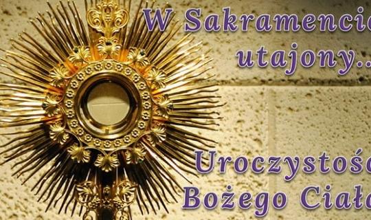 Uwaga, dnia 11 czerwca DCIT będzie nieczynny z powodu uroczystości Bożego Ciała .