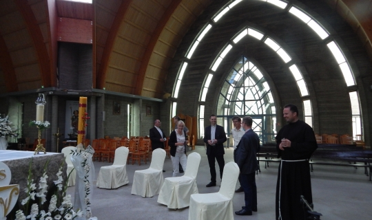 Spotkanie w Sanktuarium Św. Jakuba w Łebie