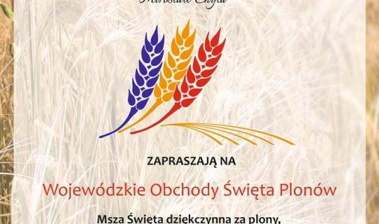 Wojewódzkie obchody Święta Plonów 2020 w Pelplinie
